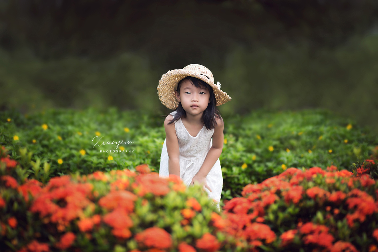 children photography-girl
