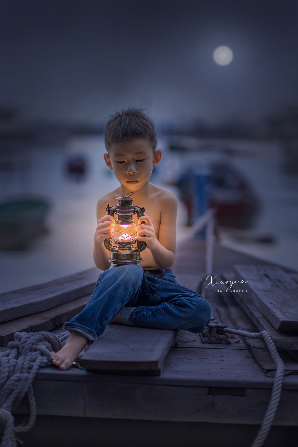 children photography-boy
