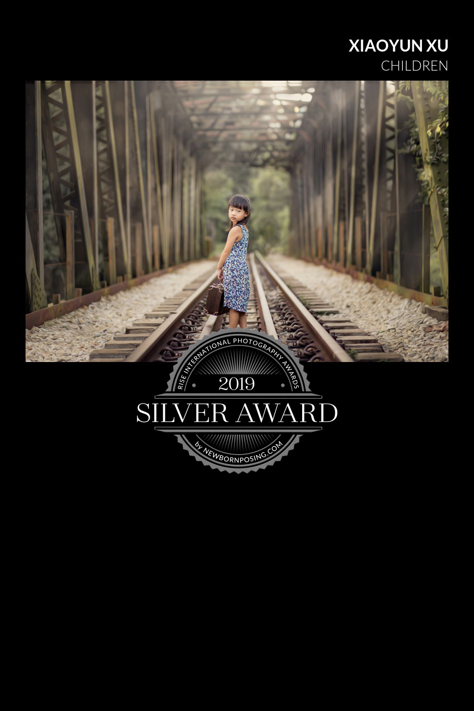 children photography award