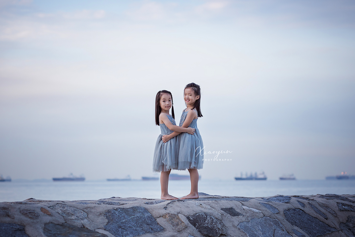 children photography-twins