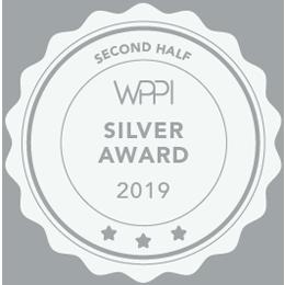 2019 WPPI Newborn Photography Silver award