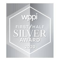 2020 WPPI Newborn Photography Silver award
